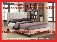 **SIZZLING SALE!** PROMO TWIN/DOUBLE/QUEEN BED FRAME