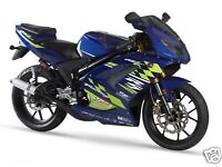 Rieju rs2 50 (same as Aprilia)