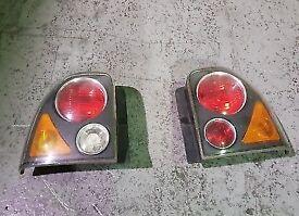 Arosa rear lights