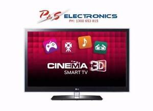 """LG 55"""" Full HD 3D LED LCD TV- MODEL no: 55LW6500 Fairfield Fairfield Area Preview"""