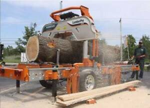 Rapid Mobile Sawmilling Brisbane to Ballina Coomera Gold Coast North Preview