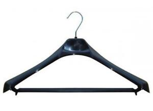 All kinds of plastic hangers NEW or USED DIFFERENT QUALITIES