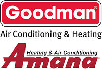 HIGH EFFICIENCY Furnaces & Air Conditioners -$2100 REBATES