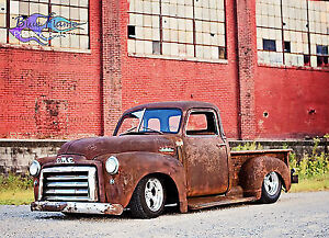 in search of parts for 1948 gmc or chev truck.
