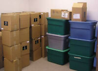 Dry Heated Storage Space West Hamilton