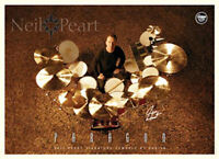 Rare Limited Edition Neil Peart (RUSH) Print.....