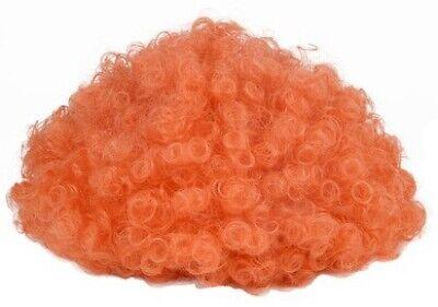 Nederlands Fans orange Perücke