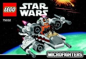 Lego 75032 - X-Wing Fighter - Star Wars