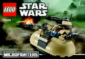 "LEGO STAR WARS MICROFIGHTERS SET #75029 ""AAT"" (C)"