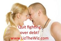 Fighting over Debt. Don't! Homeowners call me now!