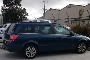 2007 Holden Astra Wagon Marks Point Lake Macquarie Area Preview