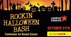 Champion's Rockin Halloween Bash