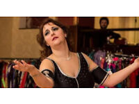 Beginners Belly Dance Crash Course
