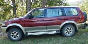 1999 Mitsubishi Challenger Wagon Gloucester Gloucester Area Preview