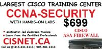 CCNA SECURITY STARTING ON December 6th 2017 @ CISNET