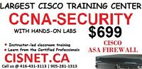 CCNA SECURITY Starting on June 11th, 2017 @CISNET