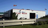 The Wave Car Wash - 119 Scurfield Blvd
