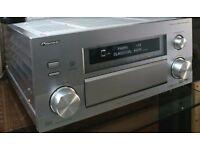 Pioneer VSX-AX10i-S SUPER AMP AV-receiver Hi-End SACD DVD-AUDIO I-LINK