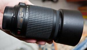 Objectif pour Nikon 55-200mm 4-5,6G ED AF-S