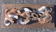 Mid Century Metal Wall Art