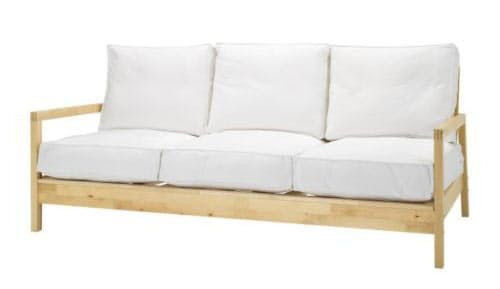Terrific 3 Seater Sofa Ikea Lilliput In Southside Glasgow Gumtree Download Free Architecture Designs Rallybritishbridgeorg