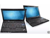 Laptop Lenovo Thinkpad X201 core i7 2.GHz 4GB 250GB WARRANTY
