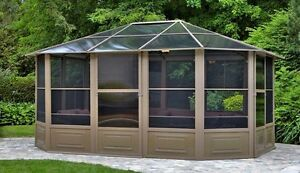 12 X 12 Solario Gazebo from Trevi