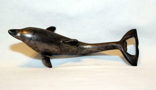dolphin bottle opener ebay. Black Bedroom Furniture Sets. Home Design Ideas