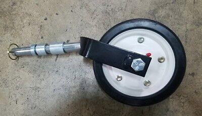 King Kutter 502020 403023 Finish Mower Wheel Assembly