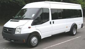 17 Seater Minibus with Driver Avaliable for All Occasions