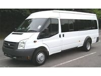 17 Seater Minibuses for any Occasion.