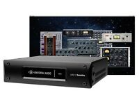 Universal Audio UAD Satellite Quad core Thunderbolt