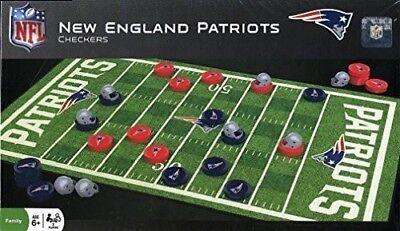 MasterPieces New England Patriots Checkers