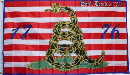navy jack gadsden culpeper tea party 1776