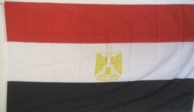 Fahne Flaggen ÄGYPTEN 150x90cm TDShop24