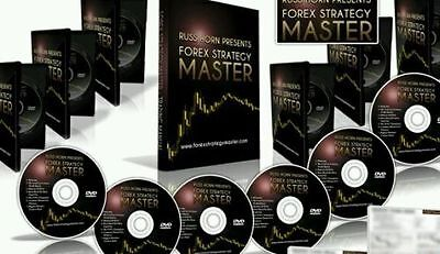 Strategy Master - Russ Horn Forex Course - Indicator + Trade Alerts + Webinars