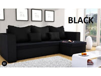 Corner sofa beds,left and right hand side, brand new, FREE FAST DELIVERY, we also speak polish