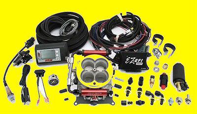 Fast EZ-EFI Self Tuning Fuel Injection System Best Price Tbi Kit Carburetor