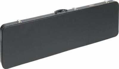 Stagg GEC-RB Rectangular Hardshell Universal Bass Guitar Case Precision or Jazz
