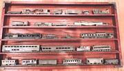 Franklin Mint Pewter Train