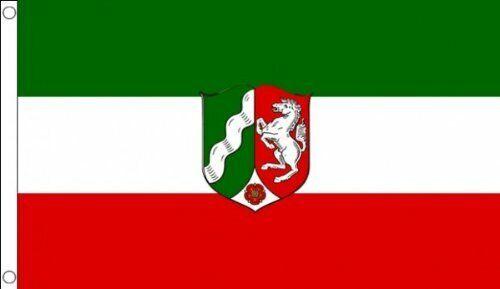 3x5 North Rhine Westphalia Flag German State Banner Germany Pennant