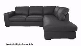 SALE PRICE SOFAS**50% OFF RRP**CORNER SOFAS, 3+2 SETS**ARM CHAIRS & FOOT STOOLS**4 COLOURS