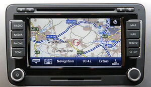New Map Updates for VW with the rns 510 nav unit