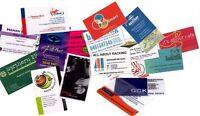 Printing + Graphic Designer business cards, flyer, door hanger