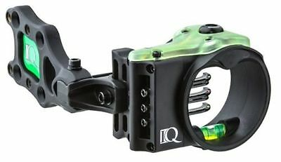 IQ Ultra Lite Bowsight - 5 pin - Black Right Hand - Item # 00344