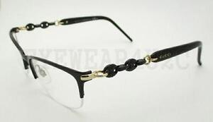 gucci black eyeglasses