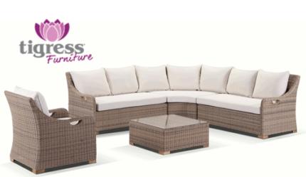 Wonderful Luxo Coogee 4 Piece PE Wicker Outdoor Furniture Set   Black ... Part 30