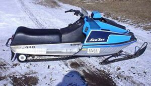 wanted sno jet snowmobile