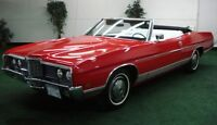 Wanted 1969-1972 Ford LTD