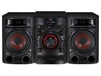 LG CM4330 180W Micro Hi-Fi System (mint condition)